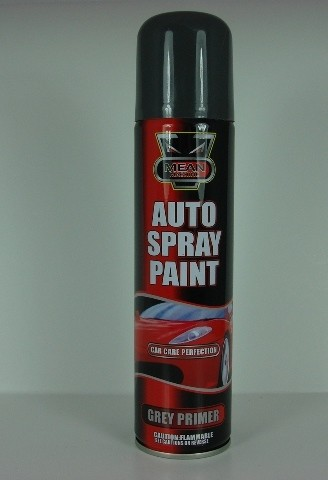 automotive aerosol spray paint