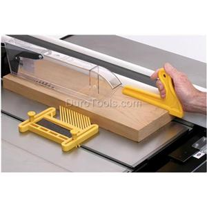 Router Table Saw Set W 2 Push Shoe Stick Depth Height Gauge Feather Board Ebay