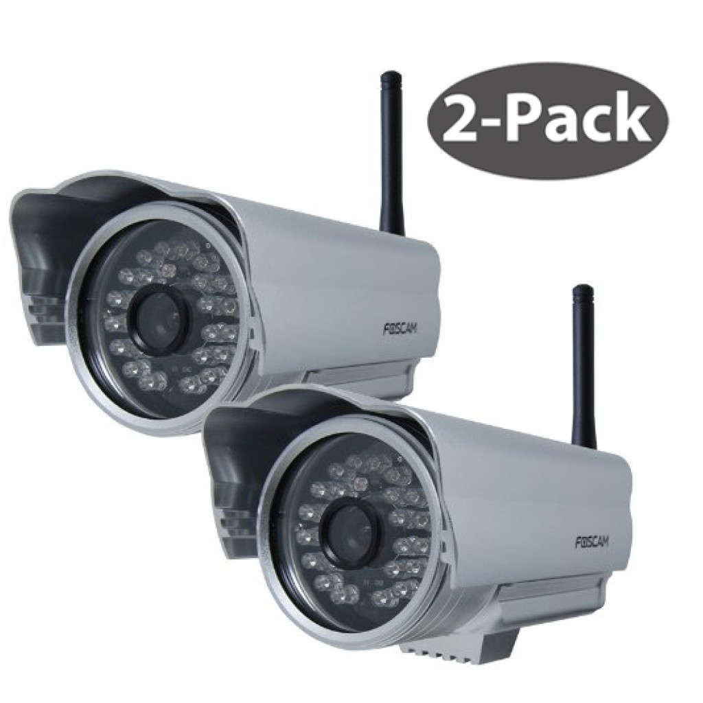 Best exterior home security camera systems - Exterior home security cameras ...