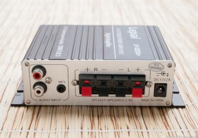 Lepai LP 2020A Tripath TA2020 Class T Hi Fi Audio Amplifier
