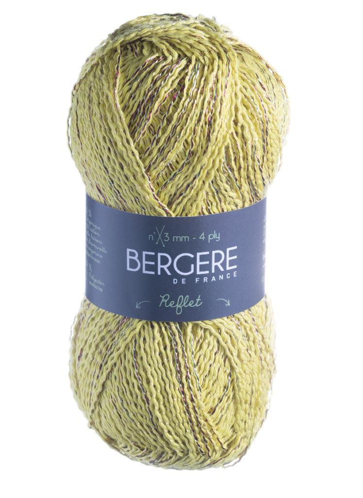 Hand Knitting Yarn : Bergere de france hand knitting crochet yarn wool reflet