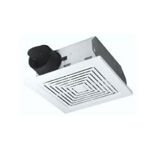 2 x broan nutone 689 bathroom exhaust fan wall ceiling 60 for Nutone bathroom exhaust fan installation