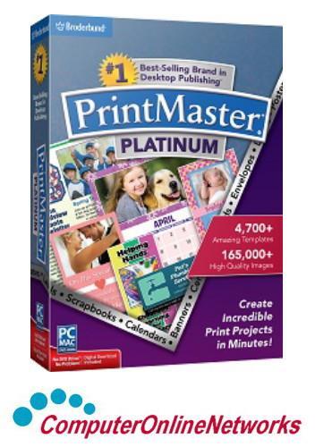 Printmaster Platinum For Windows 10