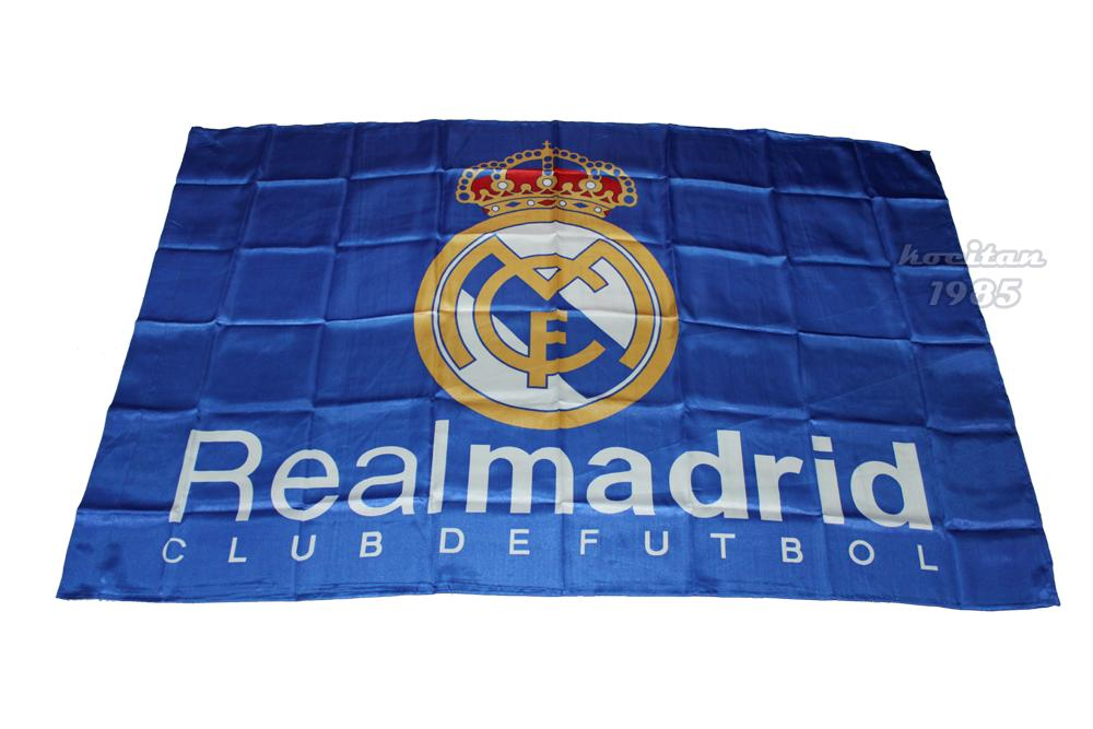 Details about Soccer Real Madrid Football Club Logo 90x150cm Flag