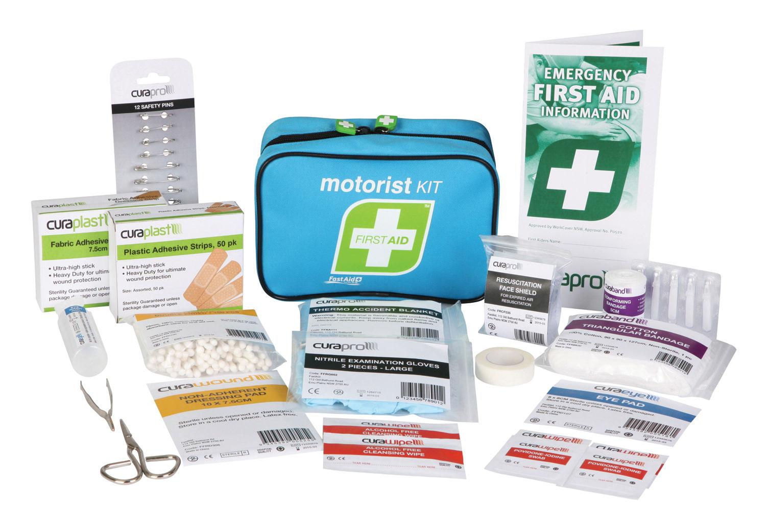 First Aid Kits For Vehicles : Car first aid kit vehicle motorist
