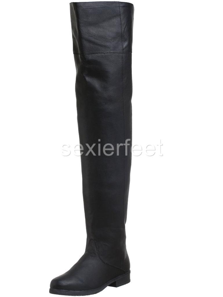 pleaser s pirate renaissance boots maverick