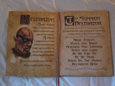 Book of shadows charmed ebay