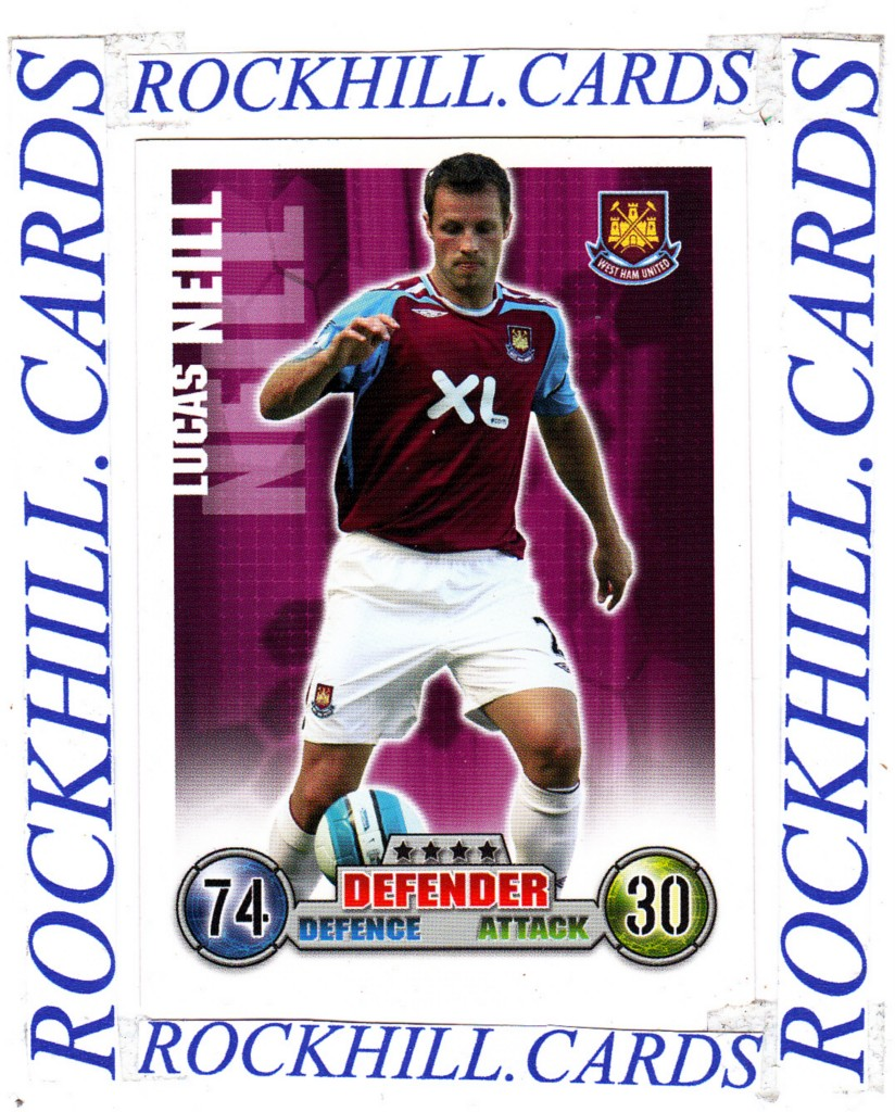 MATCH-ATTAX-07-08-PICK-YOUR-OWN-WEST-HAM-BASE-CARD-2007-2008