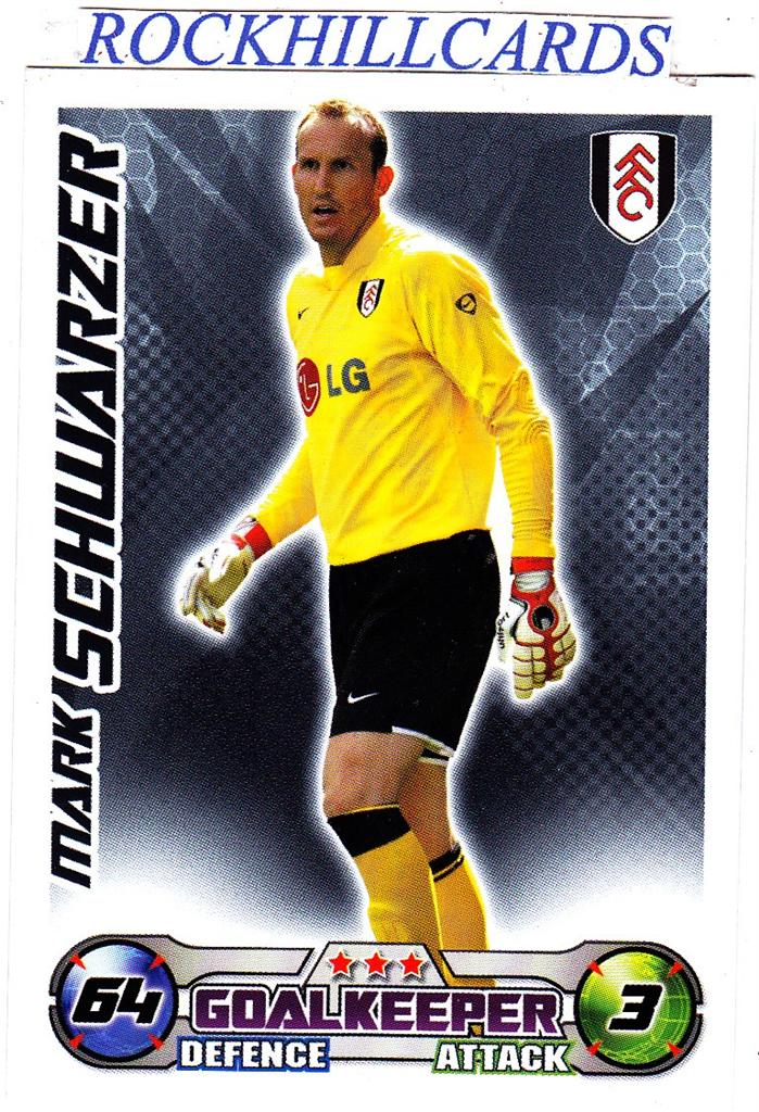 MATCH-ATTAX-08-09-PICK-YOUR-OWN-FULHAM-BASE-CARD-STAR-PLAYER-2008-2009
