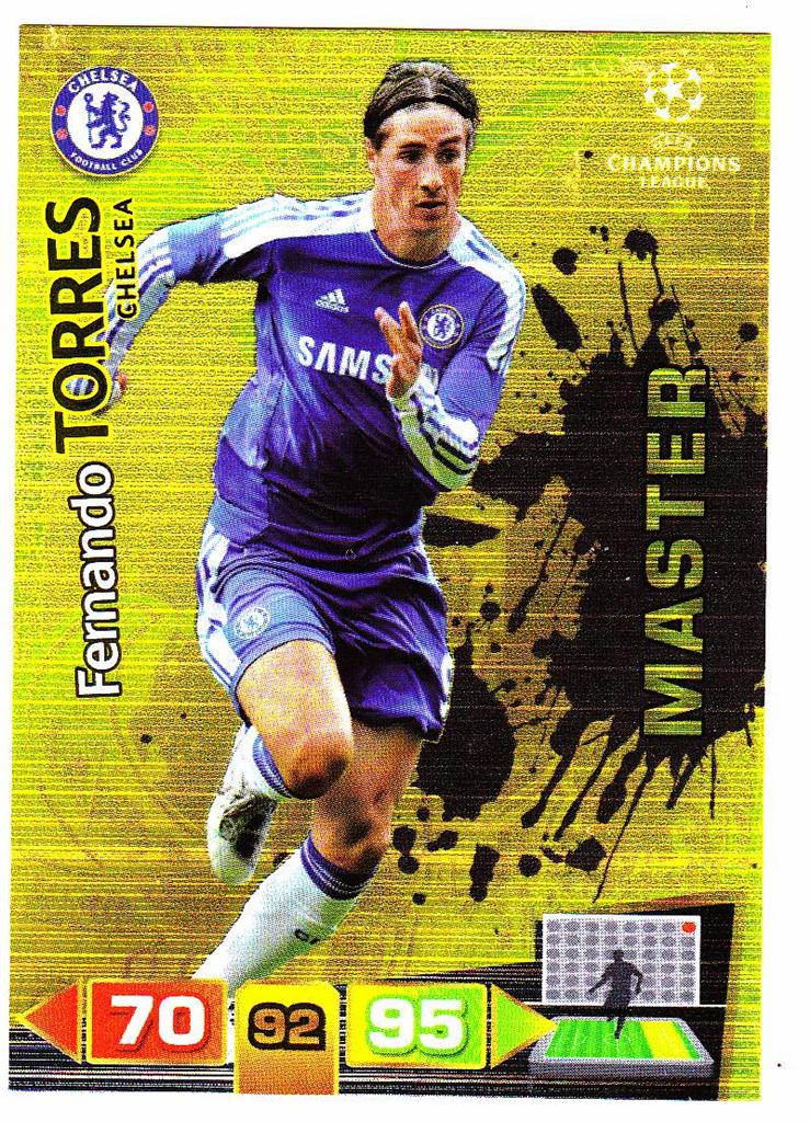 ADRENALYN-XL-CHAMPIONS-LEAGUE-11-12-CHOOSE-MASTER-TOP-MASTER-CARD-2011-2012