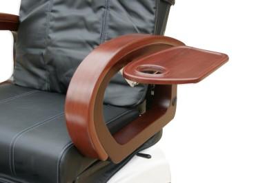 New Aero EX Pedicure Spa Massage Chair Station w Free Technician Stool