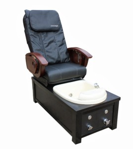 New Sakura Pedicure Massage Chair Spa Chairs Warranty Nail Salon Free Ship
