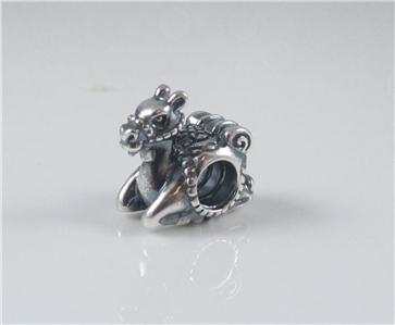 Authentic Genuine Pandora Silver Camel Charm 791226 Ebay