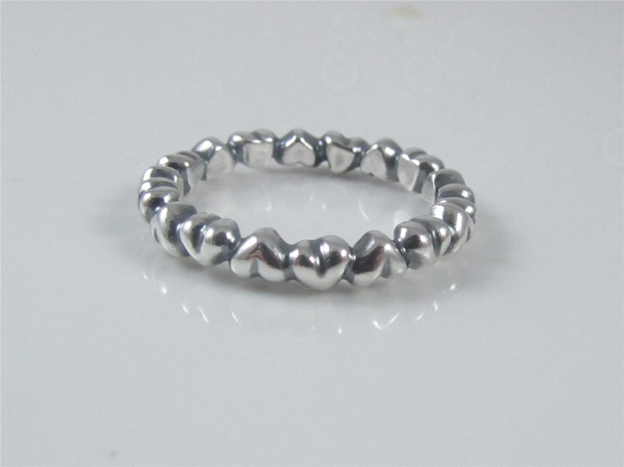 Pandora Silver Ball Ring