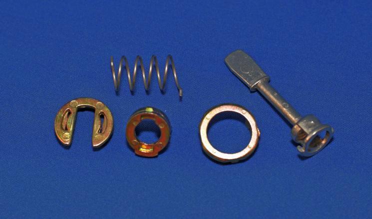 vw beetle convertible door lock repair kit front left right