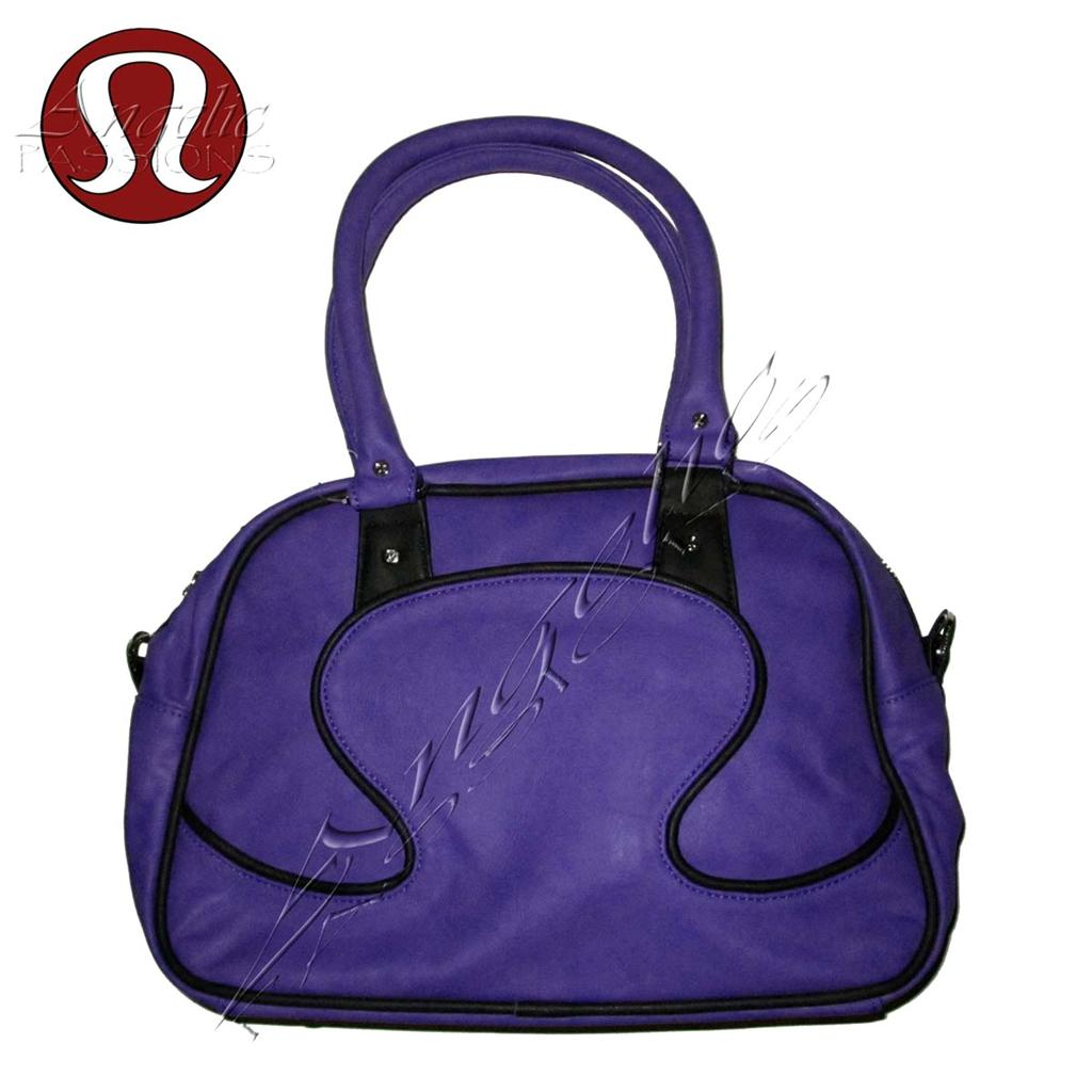 LULULEMON-NWT-HOTTIE-HOT-YOGA-BAG-PURSE-VIOLET-OR-WBLUE