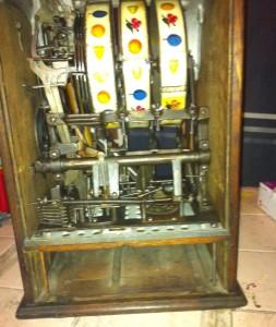 Nikkel slot machine ebay