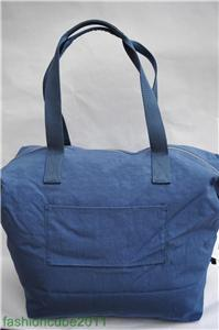 New With Tag Kipling Matty Large Tote Bag Jazzy Blue Ebay