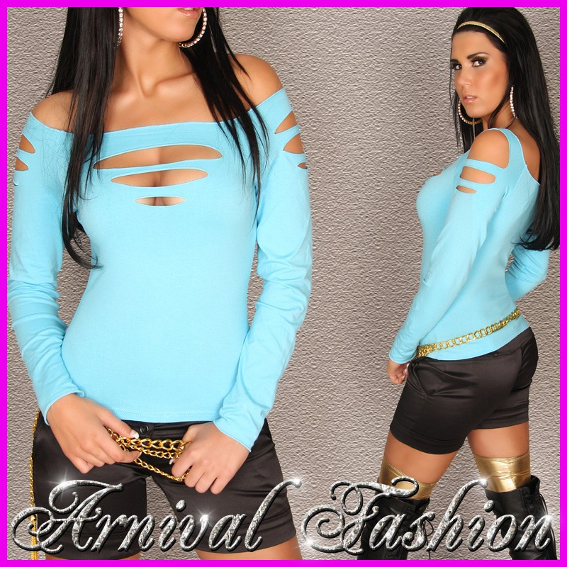NEW-WOMENS-SEXY-FASHION-TOP-size-6-8-10-LADIES-HOT-CLUBWEAR-DANCE-PARTY-WEAR-S-M