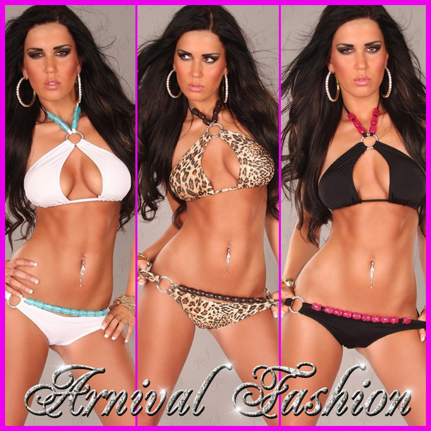 NEW-HOT-WOMENS-TWO-PIECE-SWIMWEAR-sz-6-8-10-12-LADIES-BEACHWEAR-BIKINI-SET-S-M-L