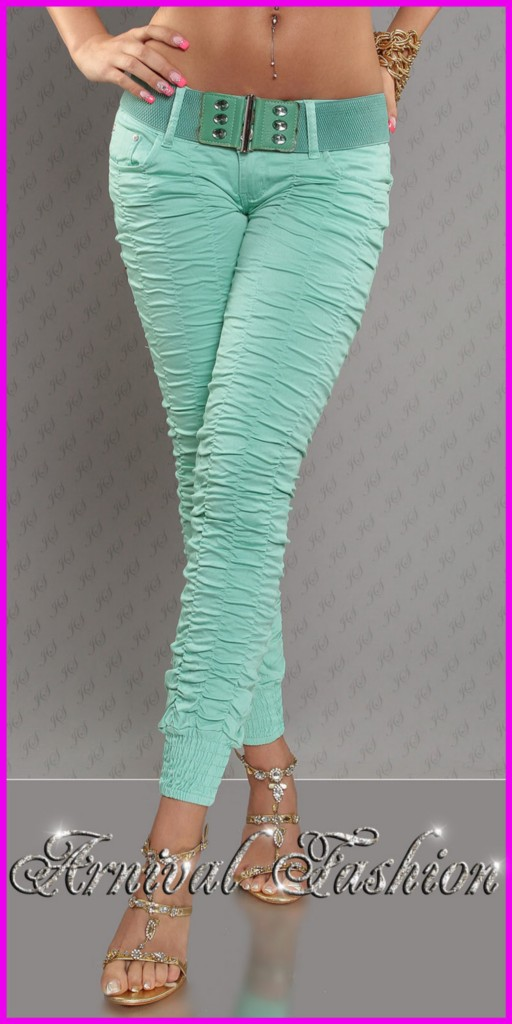 NEW-SEXY-LADIES-HOTPANTS-BELT-8-10-12-14-WOMEN-039-S-JEANS-PANTS-CLUB-CASUAL-WEAR