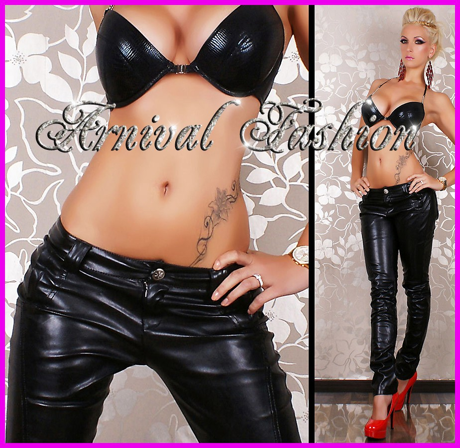 Model Hot Sexy Girls In Leather Pants Related Pics