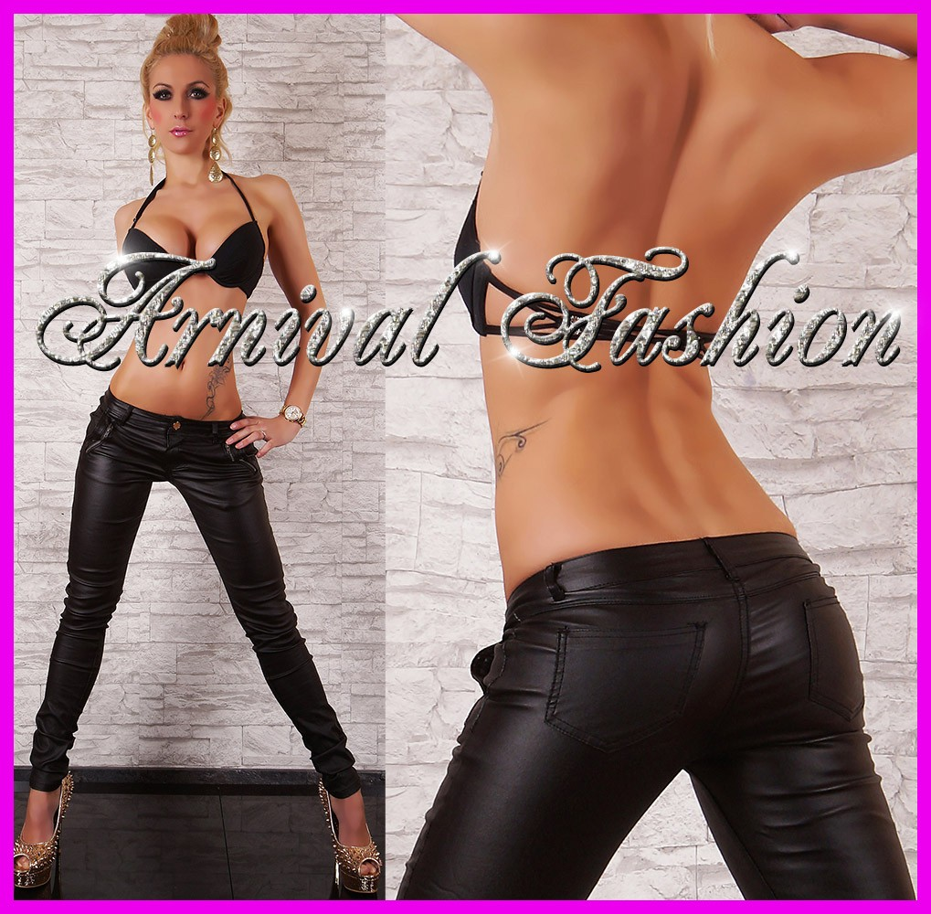 Sexy leather for woman