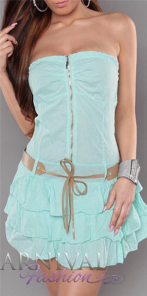 new belt summer dress size 6 8 10 12 womens casual