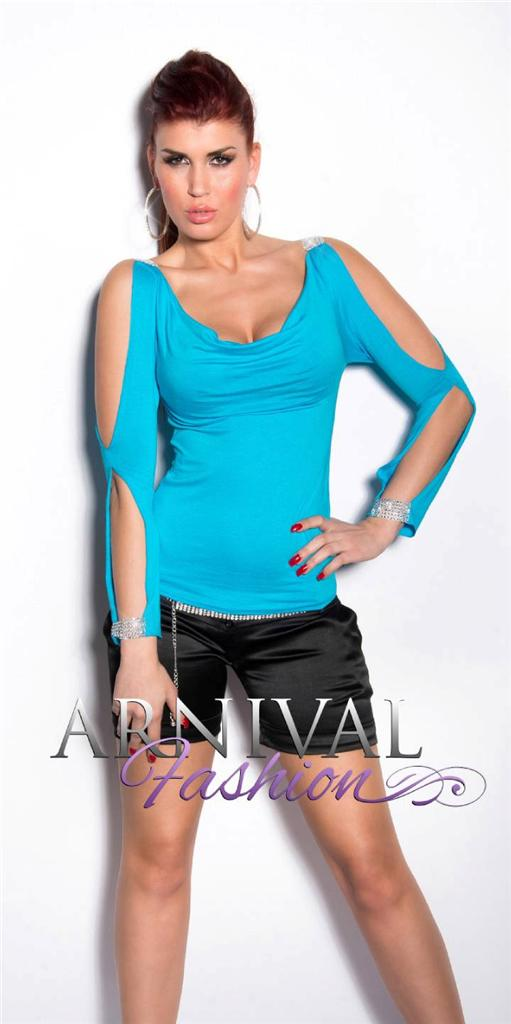 NEW-SEXY-WOMEN-039-S-FASHION-TOP-6-8-10-evening-DANCE-PARTY-SHIRT-CLUBWEAR-sz-XS-S-M