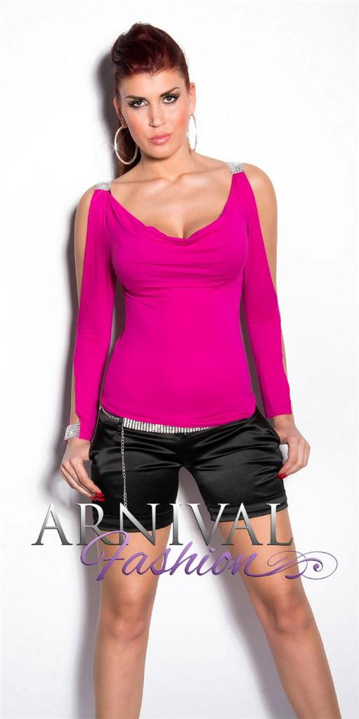 NEW-SEXY-WOMENS-FASHION-TOP-6-8-10-evening-DANCE-PARTY-SHIRT-CLUBWEAR-sz-XS-S-M