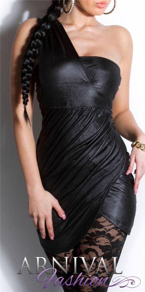 SEXY-MINI-DRESS-sz-6-8-10-BODYCON-PARTY-SHOULDER-DRESSES-COCKTAIL-EVENING-WOMEN