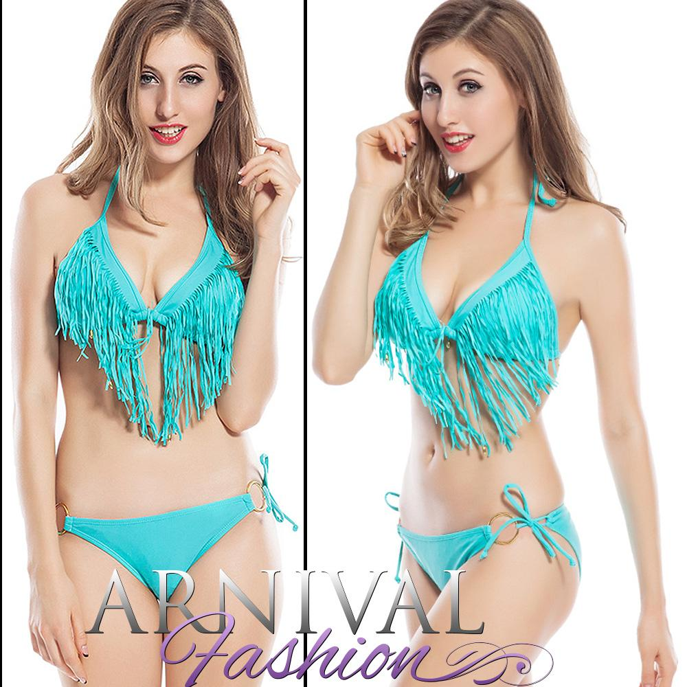 At the Brazilian Bikini Shop, we provide a diverse selection of beachwear. In addition to our spectacular collection of brazilian bikinis, we also carry ample options for thong bikinis and other women's swimwear.