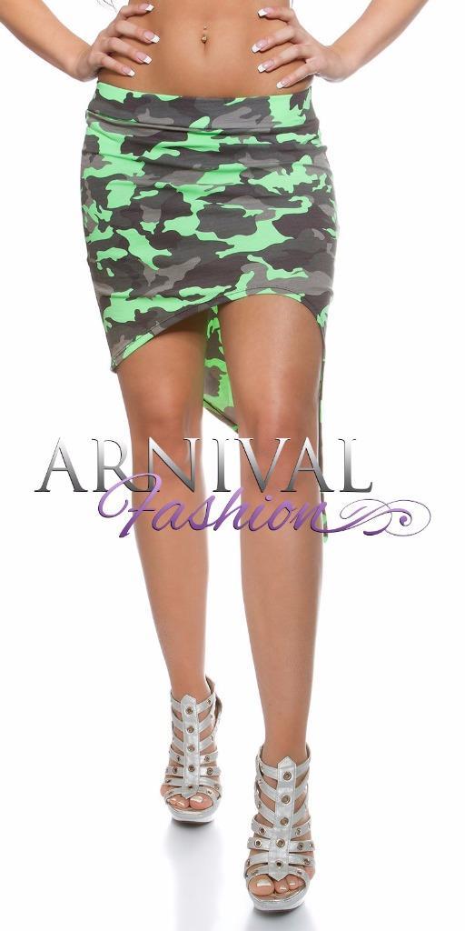 NEW SEXY military print mini skirt XS S M L XL shop online ...
