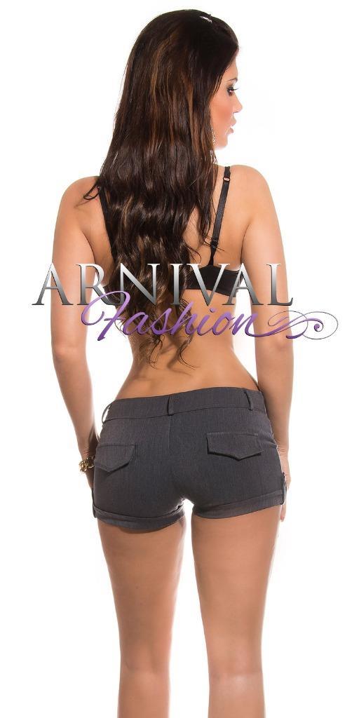 NEW DESIGNER ELEGANT PANTS Ladies SHORT HOT PANTS Online Womenu0026#39;s FORMAL SHORTS   EBay