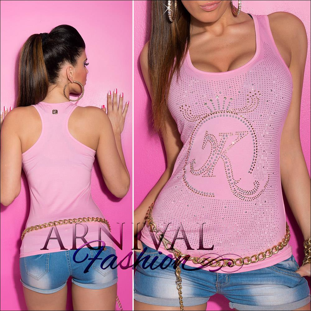 NEW-SLEEVELESS-SHIRTS-for-WOMEN-6-8-10-TANK-TOPS-for-LADIES-SINGLET-size-XS-S-M