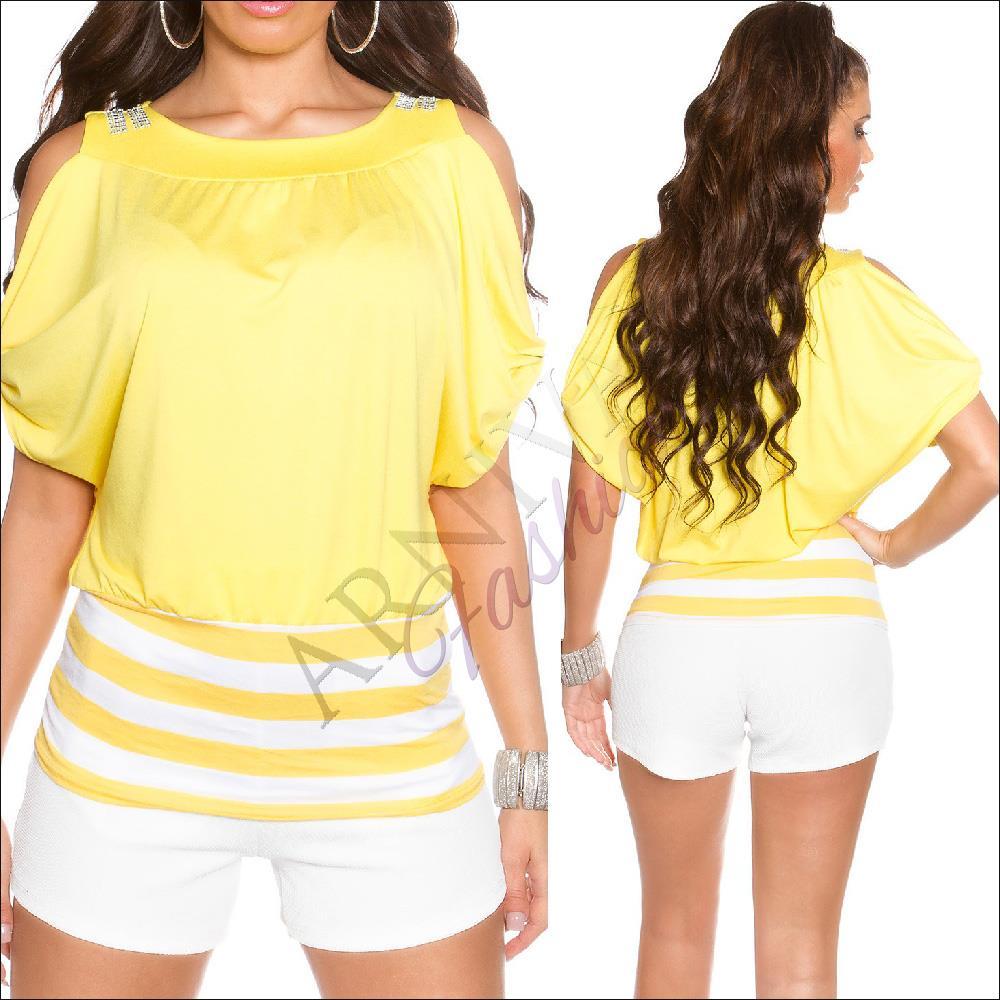Womens Striped Shirt Long Sleeve