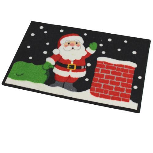 Christmas 6 Designs 0f Machine Washable In Door Mats Floor