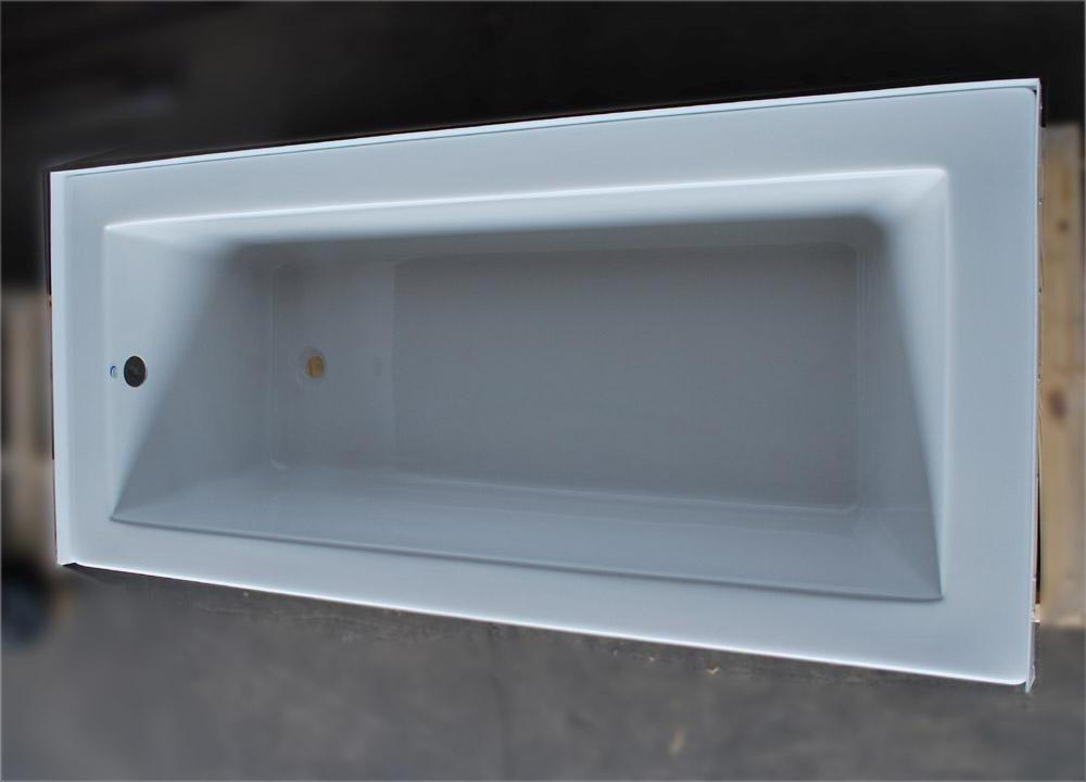 32 x 72 drop in soaker bathtub white bath tub ebay Drop in tub dimensions