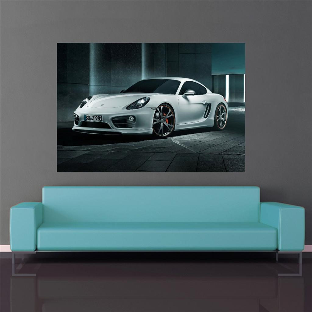 PORSCHE-911-CARRERA-SPORTS-CAR-POSTER-A1-A2-WALL-ART-PRINTED-GI-736