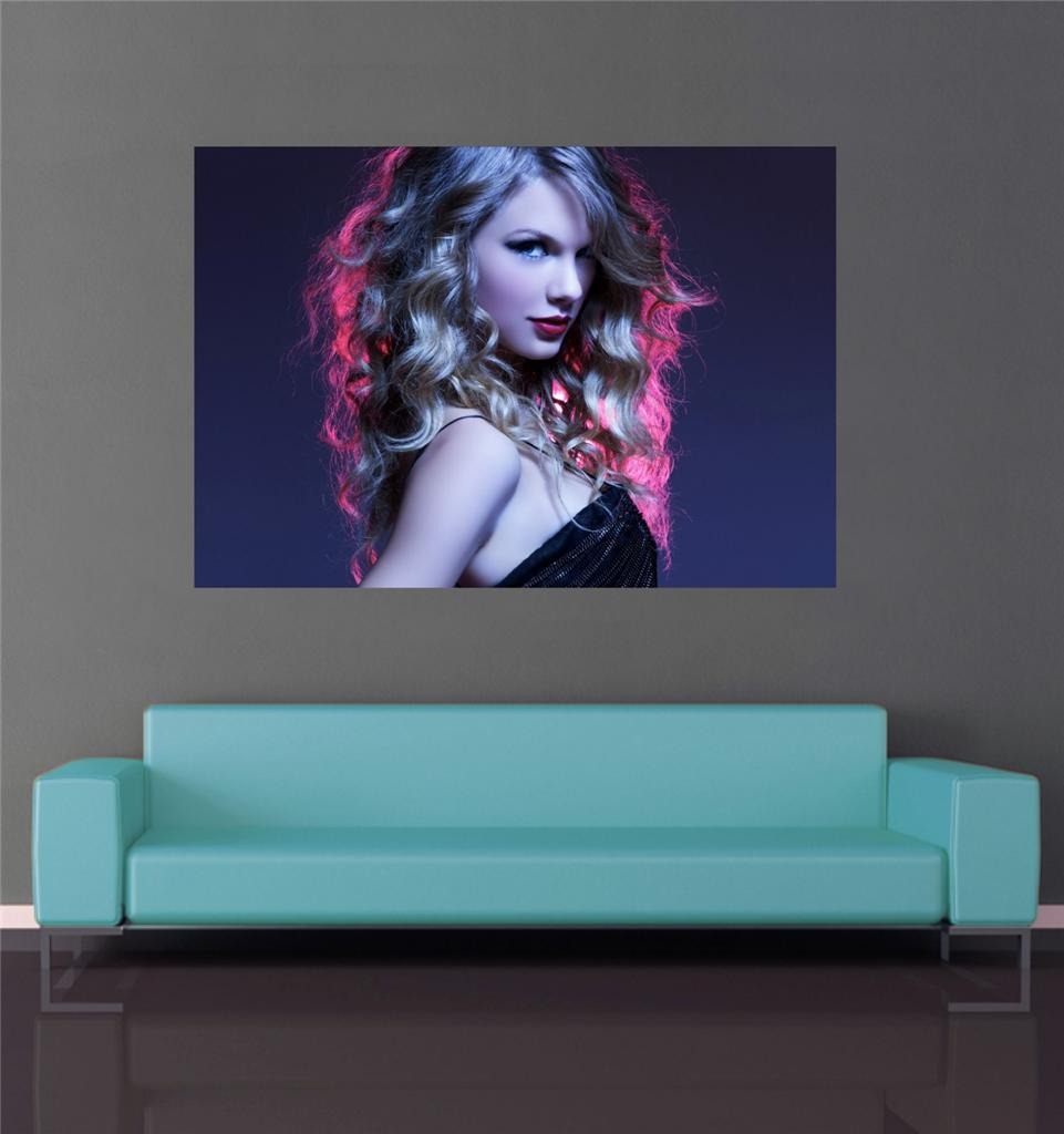 TAYLOR-SWIFT-SEXY-CELEBRITY-POSTER-A1-A2-WALL-ART-PRINTED-GI-830