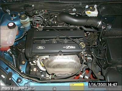 Motor escort zx2 99