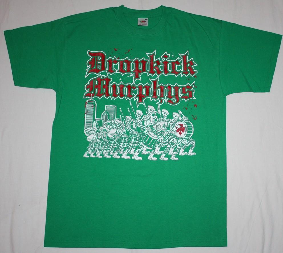 DROPKICK MURPHYS SKELETONS CELTIC PUNK FLOGGING MOLLY THE ...