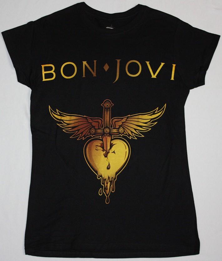 Bon Jovi Women S Clothing