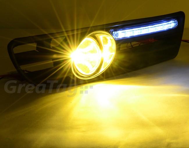 Amber Led Fog Lights Bing Images