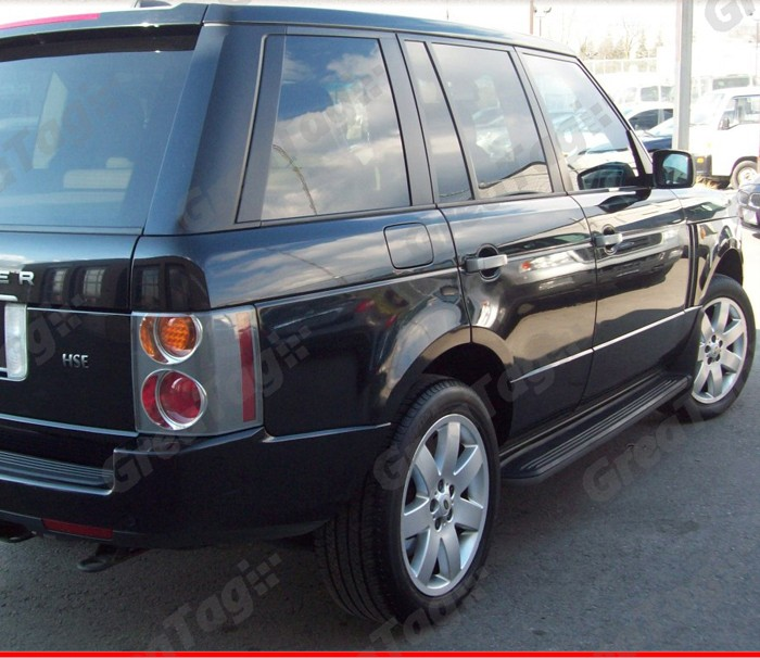 Hse Land Rover: FOR 03-10 LAND ROVER RANGE ROVER HSE L322 SUV RUNNING