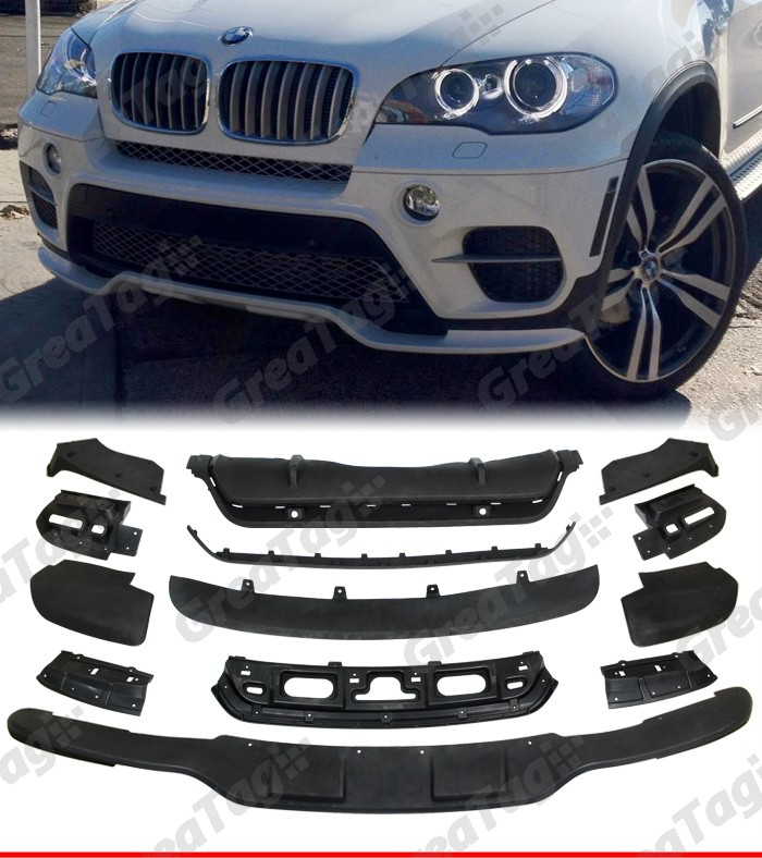 Bmw Z3 Hatch: 2001 Bmw X5 Spoiler Kit
