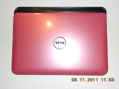 Dell Inspiron Mini 1012 Netbook Pink Pink Carry Case