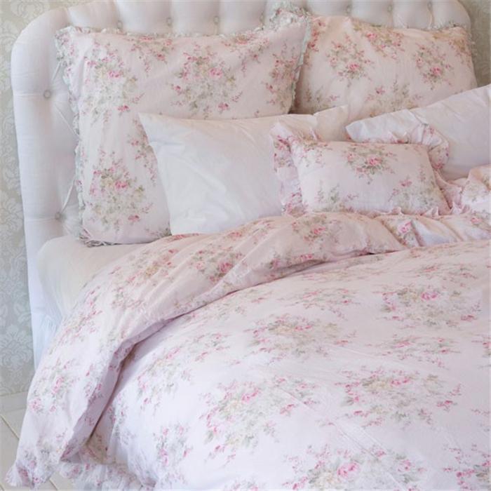 Shabby Chic Tm Rachel Ashwell Double Bed Roseblossom