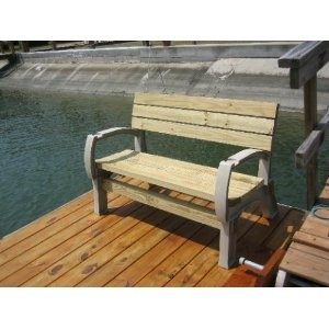MAKE YOUR OWN OUTDOOR PATIO CHAIR BENCH LOVESEAT KIT