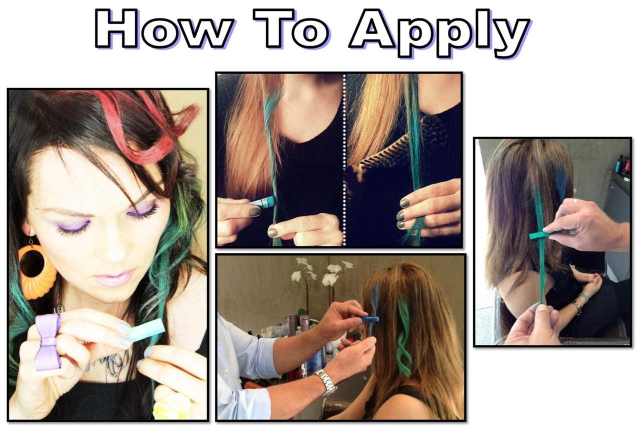 Temporary Hair Colour Spray Dark Brown Hairs Of Temporary Hair Color